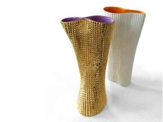 Carboard Vase - Paolo Ulian - DESIGN THE ITALIAN EXCELLENCE
