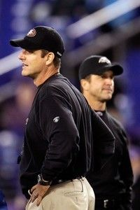 Super Bowl Will Be A Family Affair: Harbaugh Brothers' Ravens, To Clash Football Love, Football Fans, Football Players, Football Coaches, John Harbaugh, Forty Niners, Family Affair, Baltimore Ravens, San Francisco 49ers