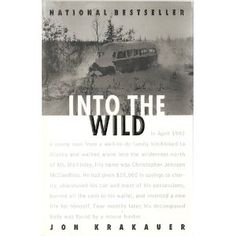 In April 1992 a young man from a well-to-do family hitchhiked to Alaska and walked alone into the wilderness north of Mt. McKinley. His name was Christopher Johnson McCandless. He had given $25,000 in savings to charity, abandoned his car and most of his possessions, burned all the cash in his wallet, and invented a new life for himself. Four months later, his decomposed body was found by a moose hunter....