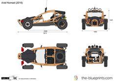 Ariel Nomad vector d Go Kart Buggy, Off Road Buggy, Triumph Motorcycles, Mini Buggy, Go Kart Frame Plans, Go Kart Kits, Ariel Nomad, Homemade Go Kart, Atv Car