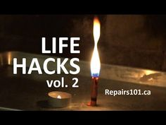 Check out this issue of Life Hacks - Handyman edition! Call a ProSaver Handyman Pro if your DIY job didn't go quite according to plan.