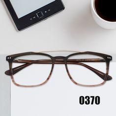 f44a57f55cc Erica Rectangle Black Eyeglasses FA0370-01