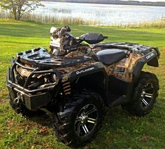 4 Wheeler Outlander