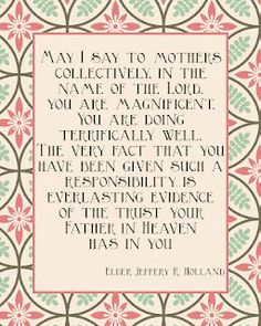For Mother's Everywhere - Happy Mother's Day!