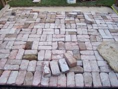 How to: Brick Patio