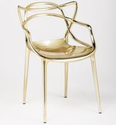 Precious Masters Chair by Kartell