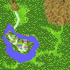 Eine Map im GSK-Stil