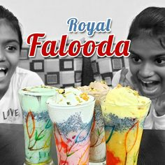 Falooda Recipe, My Recipes, Deserts, Lovers, Treats, Homemade, Friends, Breakfast, Food