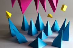 Visual Paper Design by Mick Theisen, via Behance