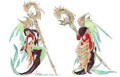 Syndra, Leona, Diana, Riven, And Nami ❤️ | League of Legends Amino
