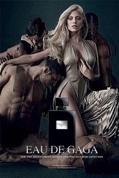 Lady Gaga's Second Fragrance Is on Its Way! #InStyle