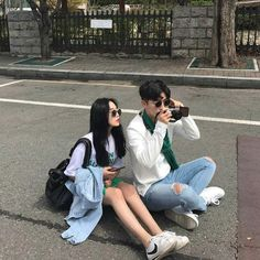 ulzzang couple images, image search, & inspiration to browse every day. Mode Ulzzang, Korean Ulzzang, Ulzzang Girl, Siblings Goals, Cute Couples Goals, Girl Couple, Couple Shoot, Ulzzang Fashion, Korean Fashion