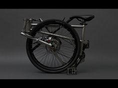 5 Shockingly Impressive Folding Bikes - YouTube