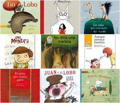 La Gallina Pintadita: Hoy leemos Pinocho, Pedro y el lobo y otros libros de mentiras
