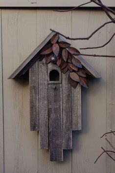 Awesome Bird House Ideas For Your Garden 93 >>> Check out the image by visiting the link. #birdhousetips