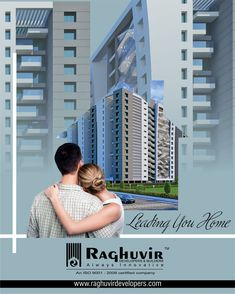 A man travels the world over in search of what he needs and returns home to find it. #RaghuvirDevelopers