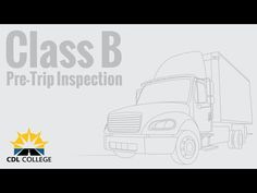 What is the tractor trailer inspection procedure?