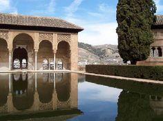 Reflecting++favorite+pictures   Lago del Carmen de los Mártires: fotografía de Granada, Provincia de ...