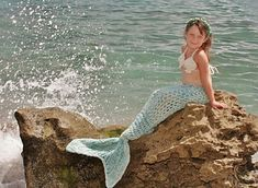 Crochet Mermaid tail pattern by: Crochet by Jennifer $4.95