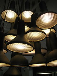 Sylvain Willenz for Established and Sons   Torch Lights