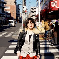 """ shot somewhere in japan. Asia, Punk, Japan, Photography, Style, Fashion, Swag, Moda, Photograph"