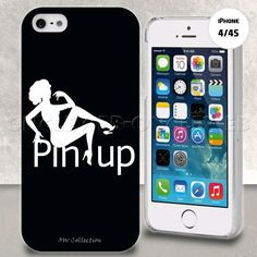 Coque iphone 4 pin-up sexy sur www.etui-iphone.com #coque #iphone4 #pinup