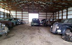 The Grant Quam Collection - http://barnfinds.com/the-grant-quam-collection/