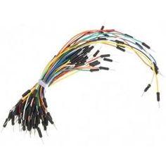64 breadboard wires