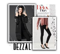 """DEZZAL 1/2"" by julyete ❤ liked on Polyvore featuring POL"