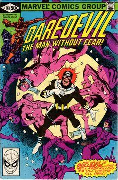 Daredevil Comic Book Covers Ranked