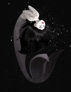 ArtStation - Illustration_Mermaids, Melanie Yu