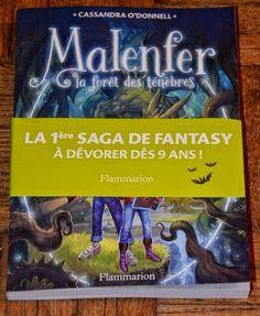 Les Lectures de Val : Malenfer la foret des ténèbres  de Cassandra O'Don...