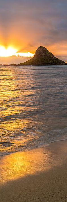 Chinamans Hat - SUNET Beach #by admin