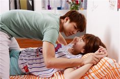 """Is Aaron Yan a """"good kisser"""" in Just You?"""