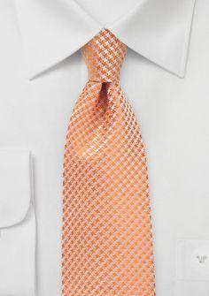 Krawatte Waffel-Oberfläche kupfer
