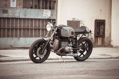 Rebuilding a 1987 BMW R80S with Angry Lane | Highsnobiety