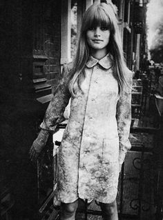 dutch designer josje leeger  eva magazine june 1966