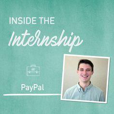 Dream #internship alert! Get an inside look at @PayPal thanks to @Northeastern software engineering intern Drew Pomerleau  #internships #internsearch #internsearchtips #jobhunting #jobsearch #career #jobs #college #northeastern #paypal #dev #mobiledev