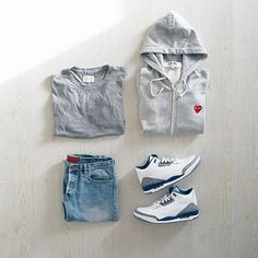 swag outfits with jordans for guys Dope Outfits, Casual Outfits, Fashion Outfits, Swag Outfits For Guys, Look Fashion, Urban Fashion, Mens Fashion, Estilo Tomboy, Mode Man