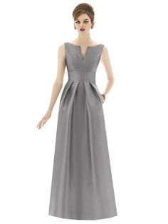 Alfred Sung Bridesmaid Dress Style - D655   Blush Bridal