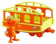 Dinosaur Train - Buddy With Train Car Learning Curve http://www.amazon.com/dp/B003JQKTA8/ref=cm_sw_r_pi_dp_r4CJub1B0FAVF
