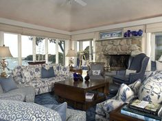 Summer House On Cape Cod! Home Living Room, Living Room Designs, Living Room