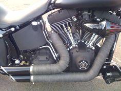 Exhaust Wrap!! - Harley Davidson Forums