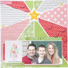 Countdown to Christmas by Pam Callaghan - Scrapbook.com