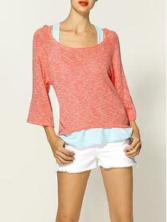 love the top! comfortable is key.
