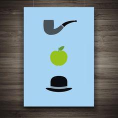 Iconic Painters: René Magritte