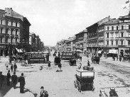 Budapest, Nyolcszög tér 1890