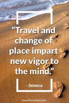 #TravelQuotes #TravelInspiration #TraveLibro
