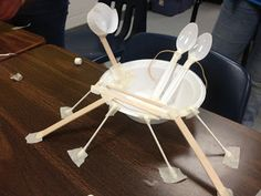 Science Gal: Catapults for force and motion.
