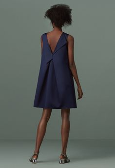 029 whitmore dresses navy finery london 0551 Source by dresses simple Unique Dresses, Simple Dresses, Casual Dresses, Fashion Dresses, Summer Dresses, Dresses For Work, Minimal Dress, Pinterest Fashion, Casual Chic Style